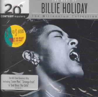 20TH CENTURY MASTERS:MILLENNIUM COLLE BY HOLIDAY,BILLIE (CD)